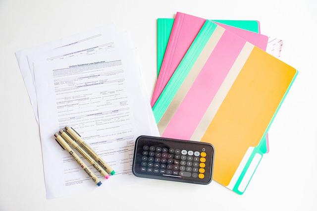 Dokumenty i kalkulator